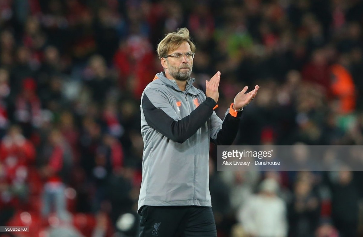 Klopp: Reds were 'perfect for 80 minutes' in Roma rout