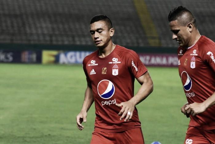 Carlos Lizarazo y Camilo Ayala, ausentes en la lista de convocados del América