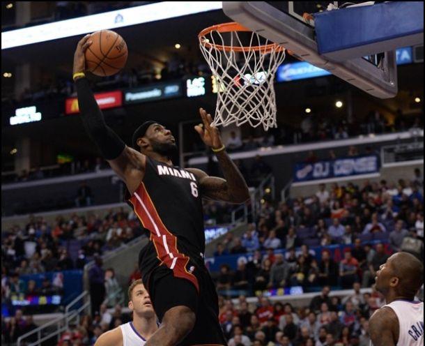Gli Heat passano allo Staples Center, ma che fatica!
