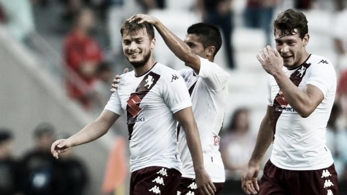 Bologna-Torino, a Di Francesco risponde Ljajic. Finisce 1 a 1