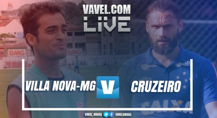Resultado Villa Nova x Cruzeiro (0-3) pelo Campeonato Mineiro 2019
