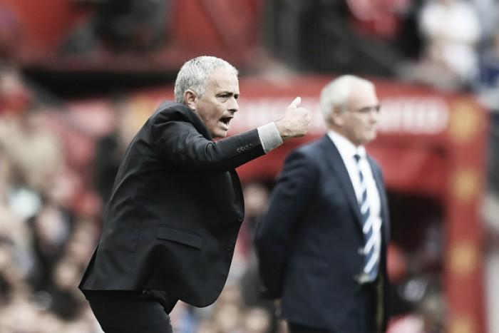 Mourinho enaltece importância de Ibrahimovic na goleada diante do Leicester