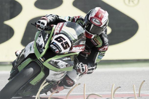 Superbike, doppietta di Jonathan Rea a Imola