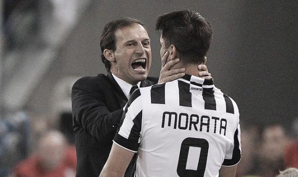 """Juventus, Allegri: """"Vittoria pesante, ma ora non abbassiamo la concentrazione"""""""