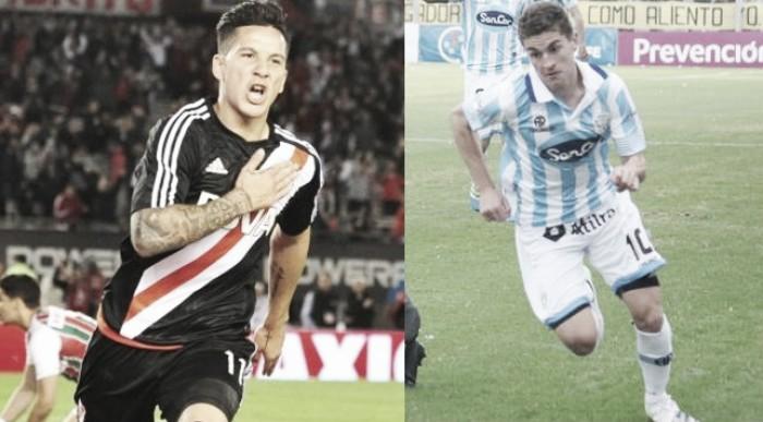 Driussi y Borgnino, los goleadores enfrentados