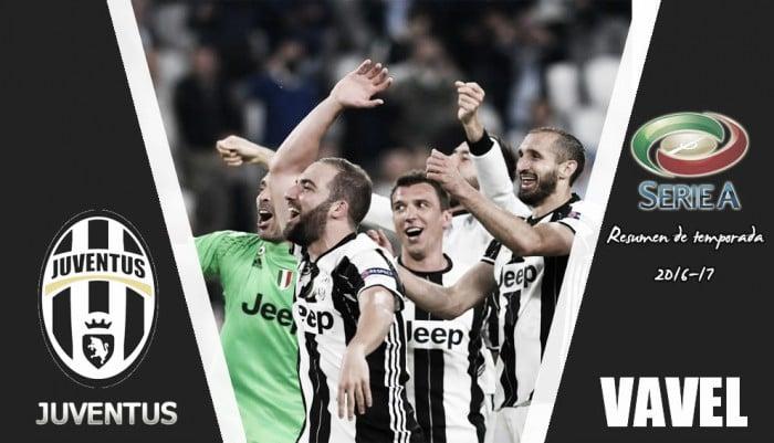 Resumen temporada 2016/17 Juventus: a las puertas de la perfección