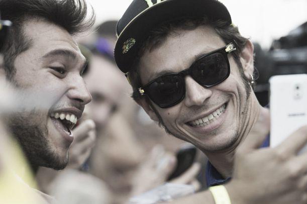 """Valentino Rossi: """"Es importante encontrar una buena puesta a punto mecánica"""""""