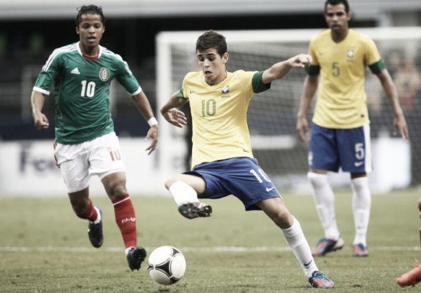 Brésil - Mexique : se rapprocher de la qualification