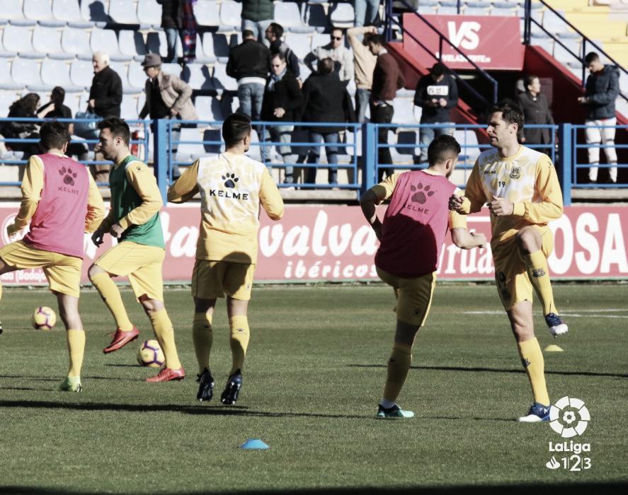 Extremadura UD - AD Alcorcón: puntuaciones del Alcorcón, jornada 20 de LaLiga 1|2|3