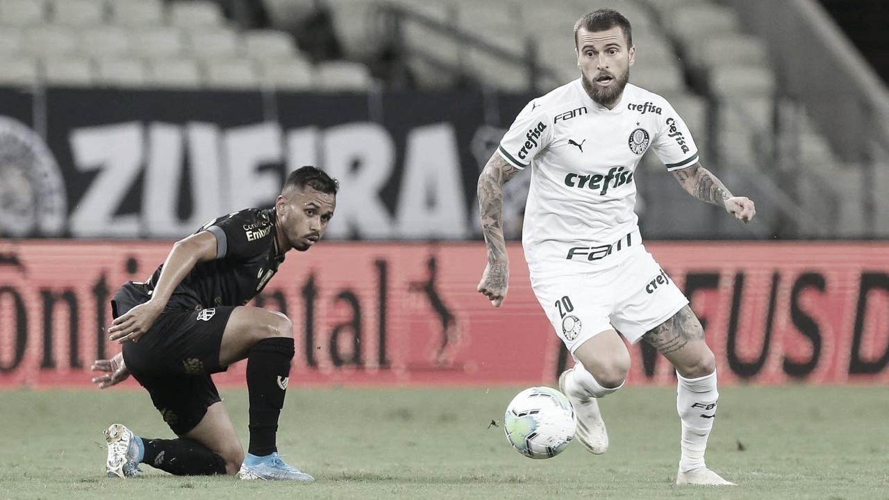 Ceará x Palmeiras (Foto: Cesar Greco / Palmeiras)