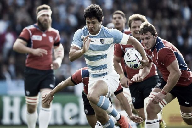 Argentina 64-19 Namibia: Much-changed Argentina side ease to victory over Namibia