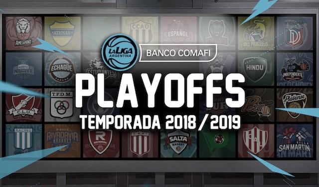 Liga Argentina: Todo listo para los PlayOffs