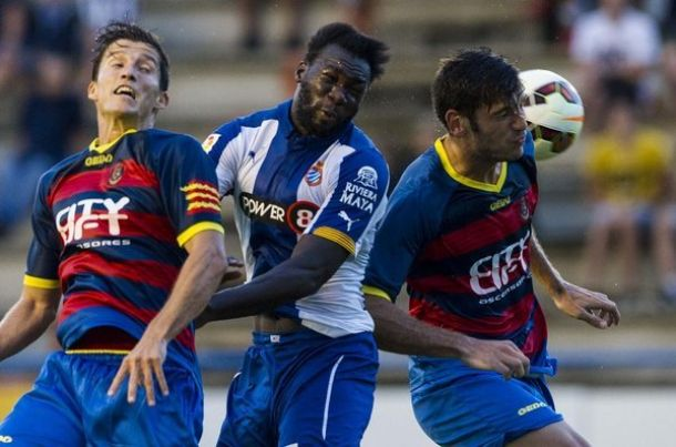Llagostera-Espanyol, en directo online
