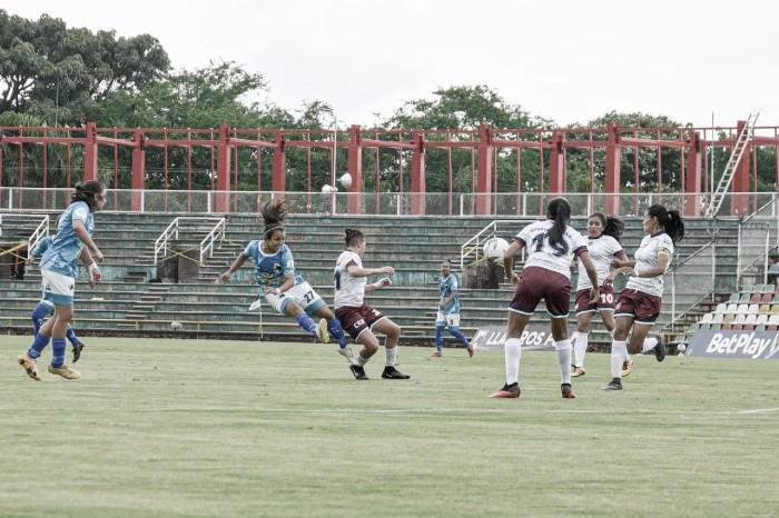 Fortaleza tuvo la victoria, pero fue empate en Villavicencio