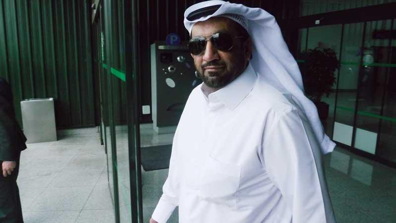 """El jeque Al Thani: """"Gracias a todos por apoyarme"""""""