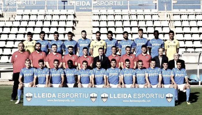 La estrella del Lleida: Jorge Félix