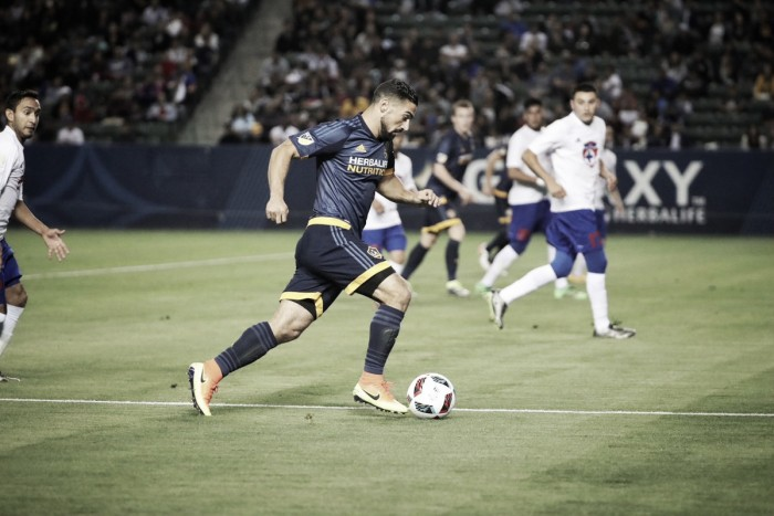 Los Angeles Galaxy get controversial win over La Maquina in US Open Cup