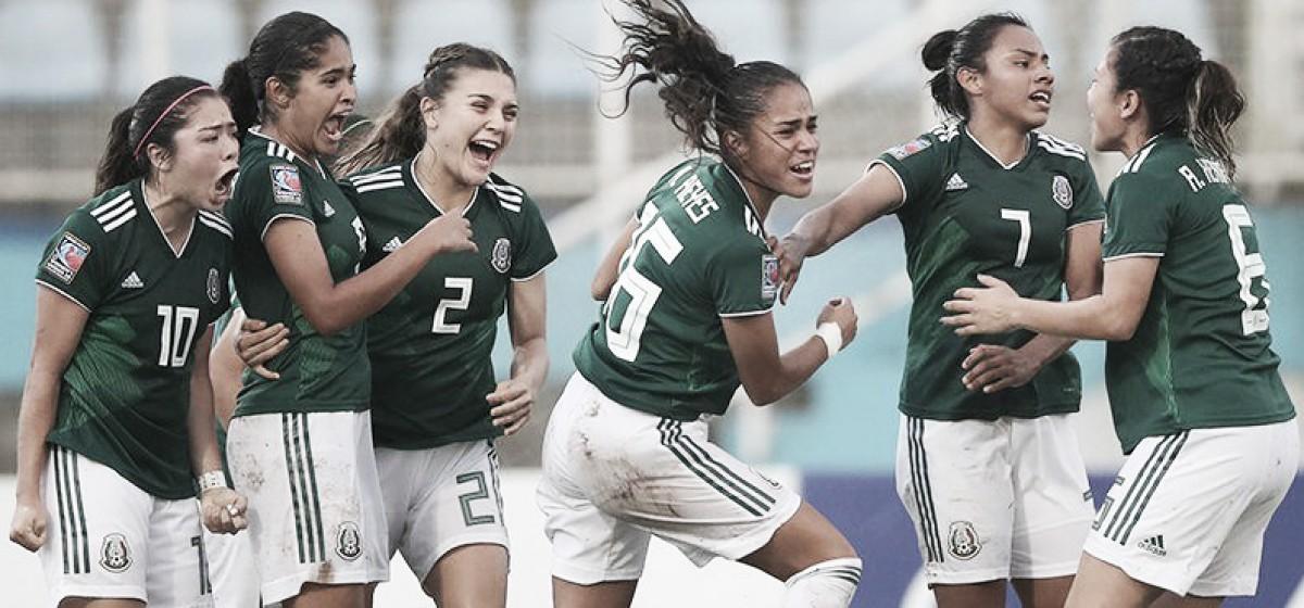 El Tri Sub 20 Femenil ya se prepara de cara al Mundial