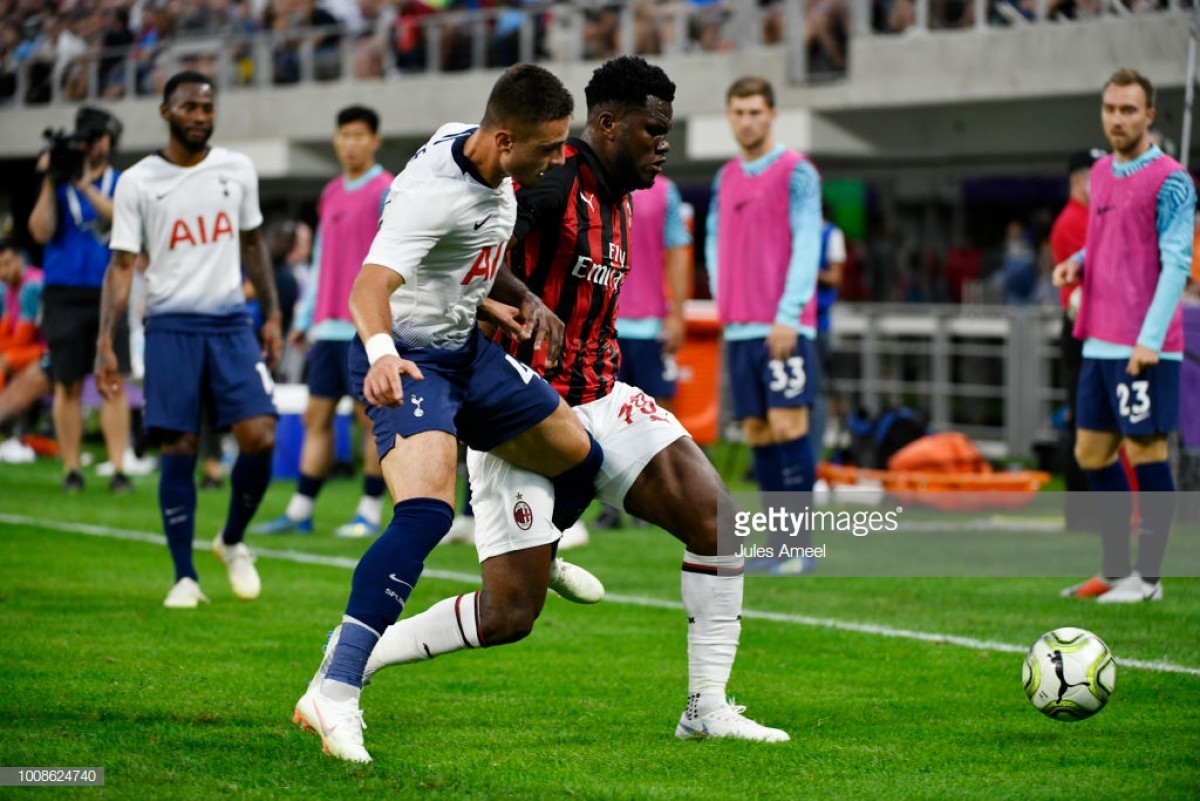Tottenham Hotspur 1-0 AC Milan: Pochettino's faith in youth players pays off with impressive victory