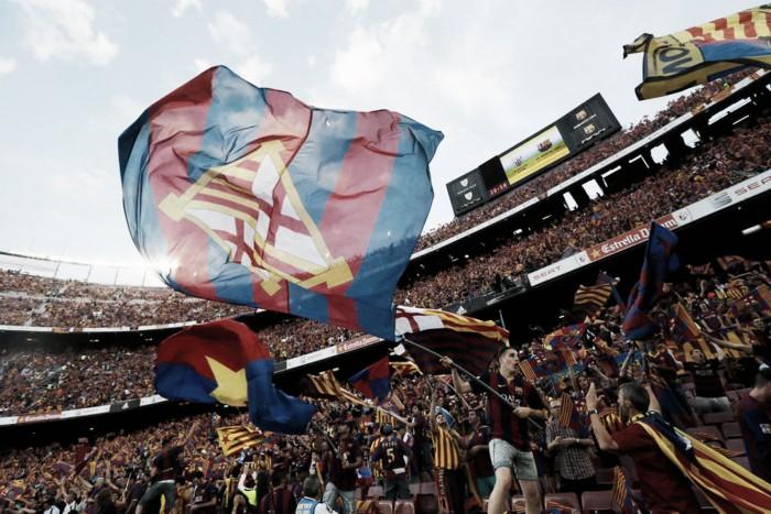 El mágico y extraño mundo de las tribunas del Barça: por qué sus hinchas no cantan