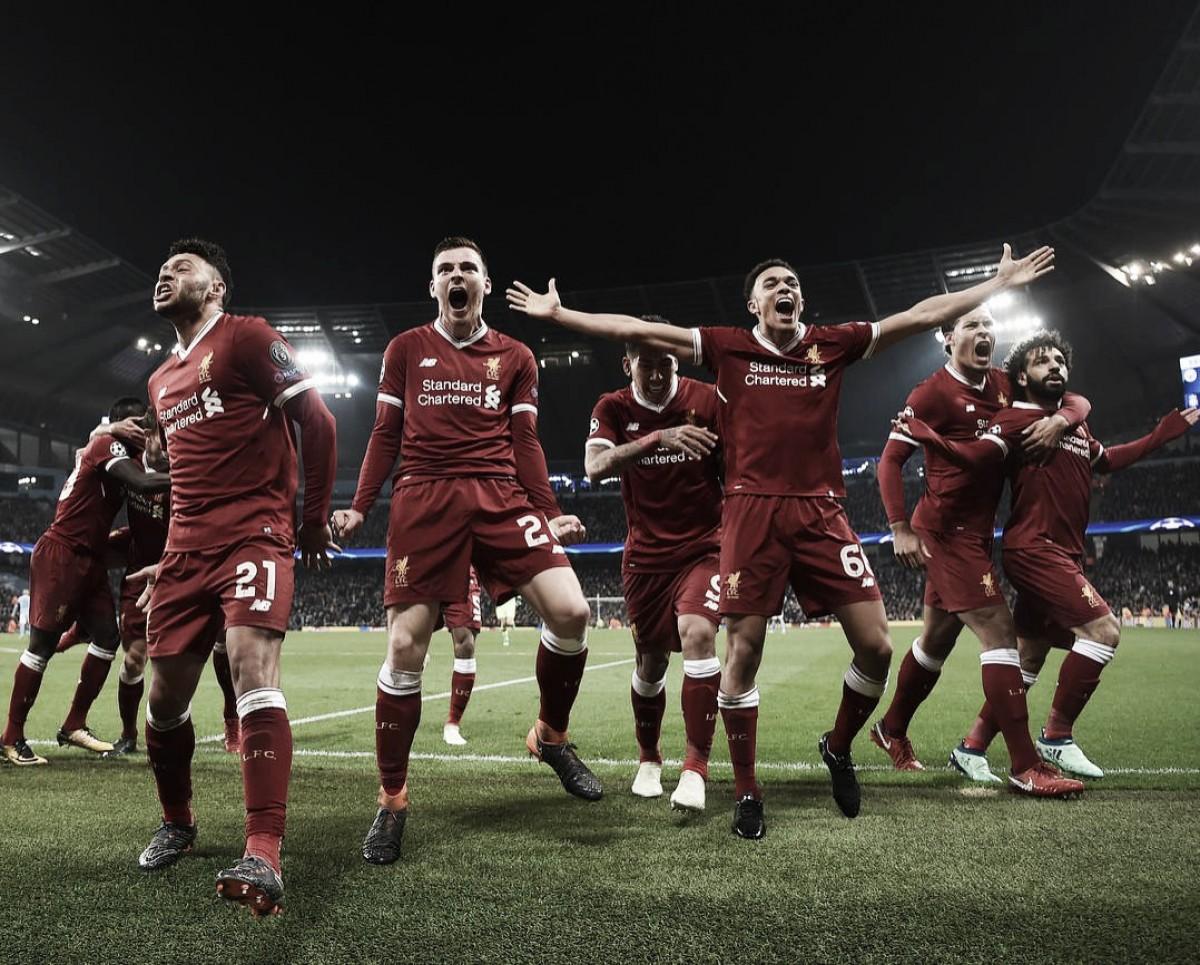 Elenco modesto, mas futebol gigante: Liverpool da temporada 2017/18
