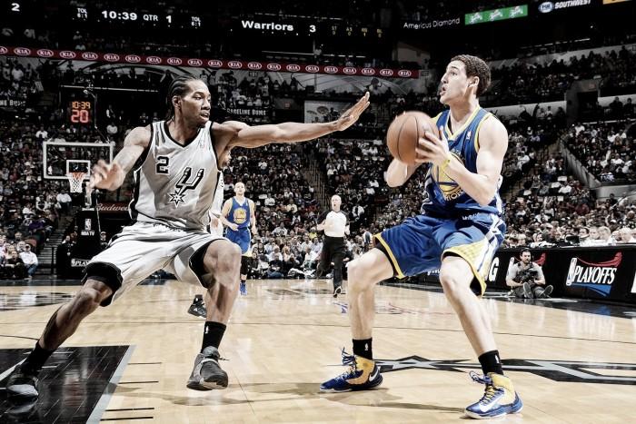 """Kerr: """"Leonard es el mejor 'two-way player' en la NBA"""""""