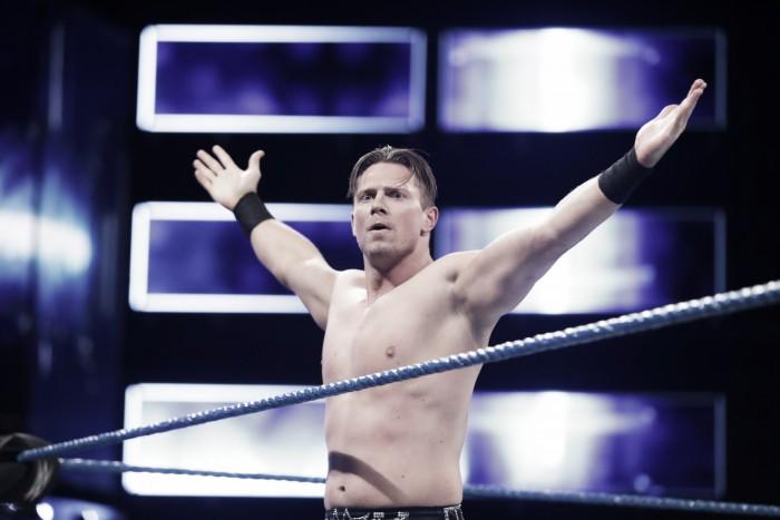 """The Miz: """"Soy el eterno underdog de la WWE"""""""