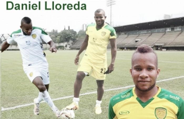 Daniel Lloreda, un león vestido de 'verde'