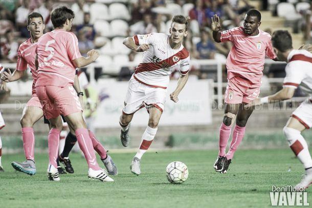 """Diego Llorente: """"Nos hemos ido al descanso con un marcador injusto"""""""