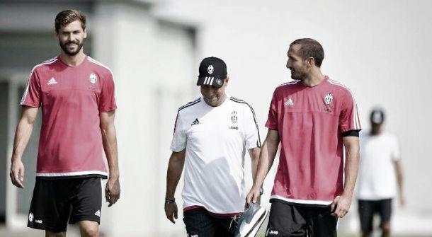 Juve in Svizzera, domani test contro il Borussia Dortmund