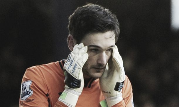 Brutto infortunio per Lloris