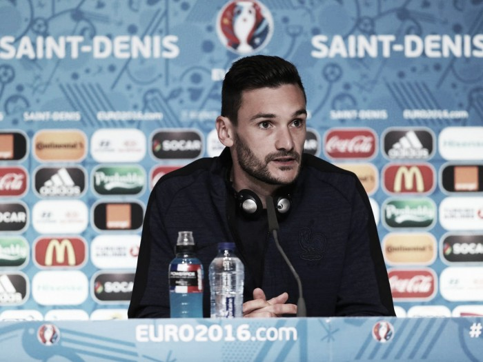 Hugo Lloris focusing on mental strength ahead of France's quarter-final with Iceland