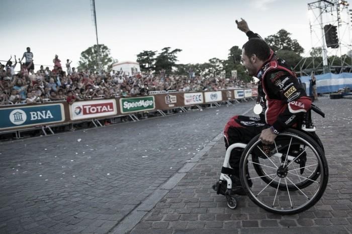 Rally Dakar 2016: Albert Llovera vuelve a cumplir su sueño imposible