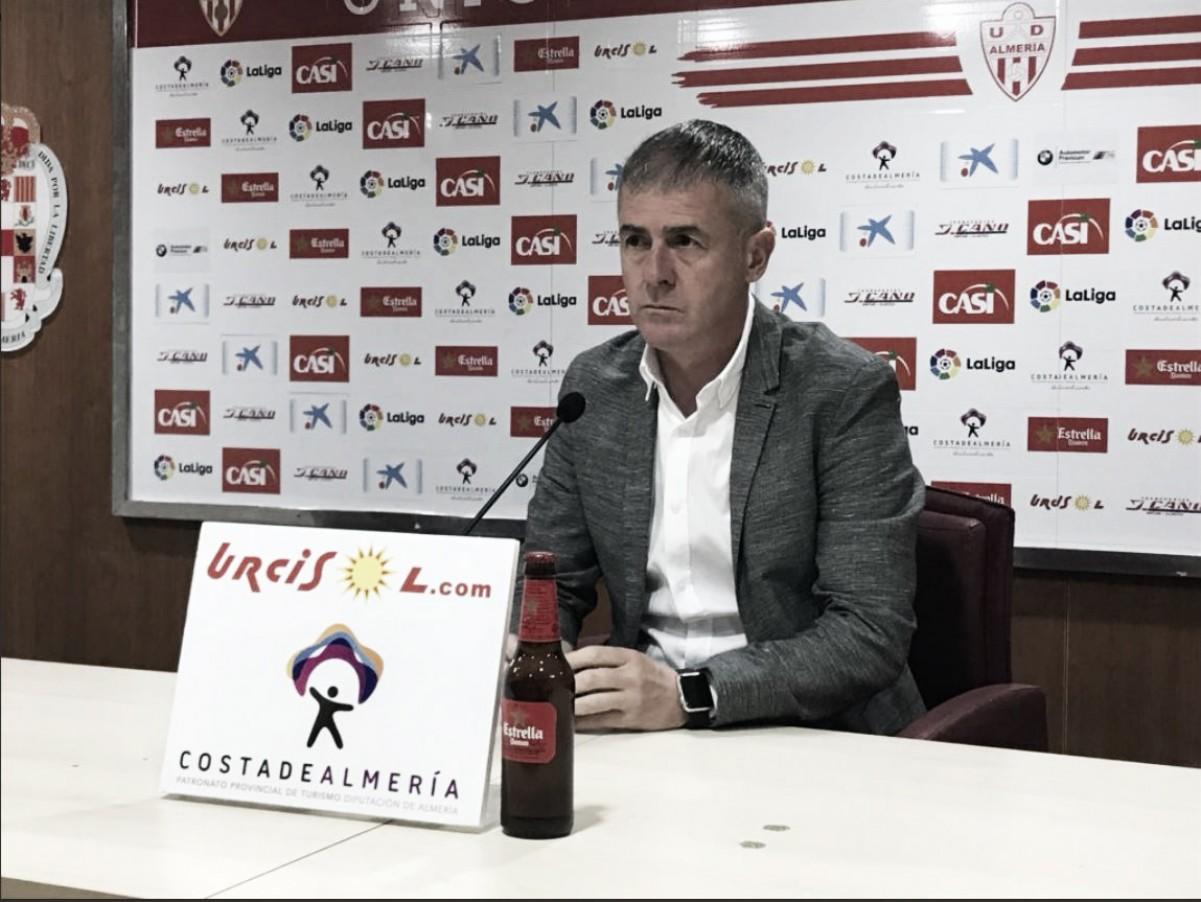 """Lucas Alcaraz: """"El Albacete plantea partidos muy complicados """""""