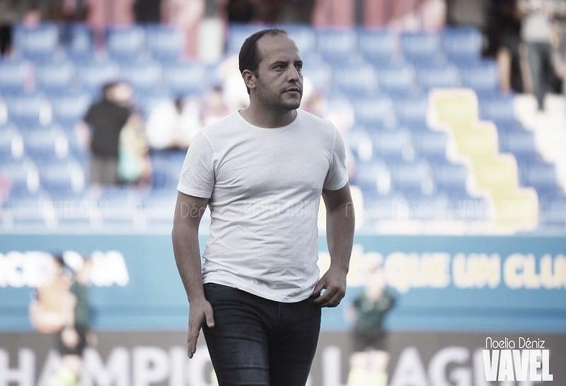 """Lluís Cortés: """"Tenemos que salir como si fuera una eliminatoria a partido único"""""""