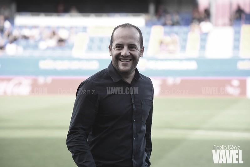 """Lluís Cortés: """"El equipo ha salido con buena actitud"""""""