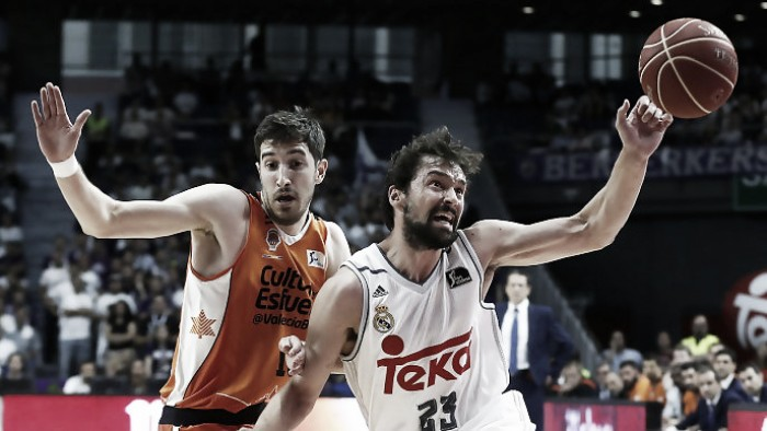 Valencia Basket - Real Madrid: en busca de la final y del milagro