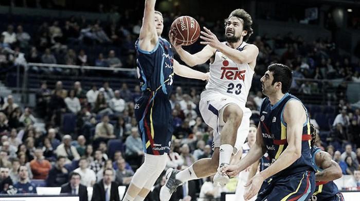 Prórroga para que el Real Madrid doblegara a un exigente Andorra