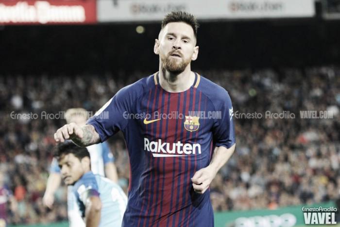 Messi, el principio de la causalidad