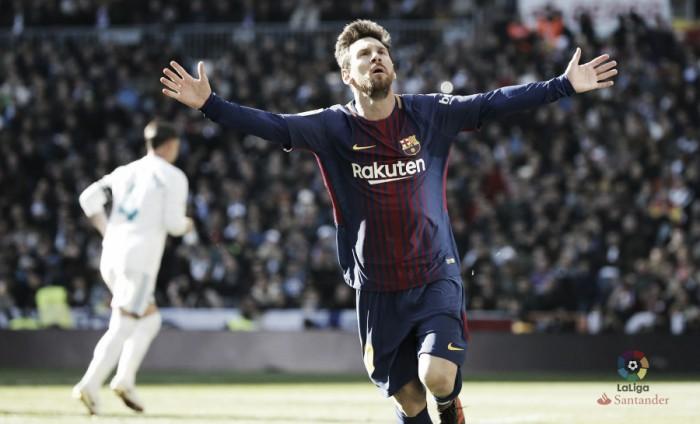 Clasico, pasillo del Real al Barça
