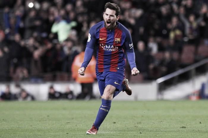 Liga, Leo Messi risolve i problemi del Barça contro la Real Sociedad (3-2)