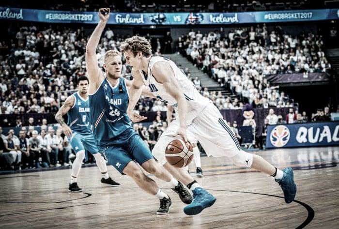 Eurobasket 2017 ottavi di finale, Finlandia