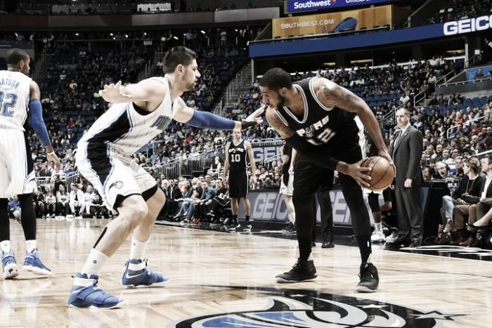 Nba, Spurs senza problemi a Orlando. Toronto rimonta gli Hornets