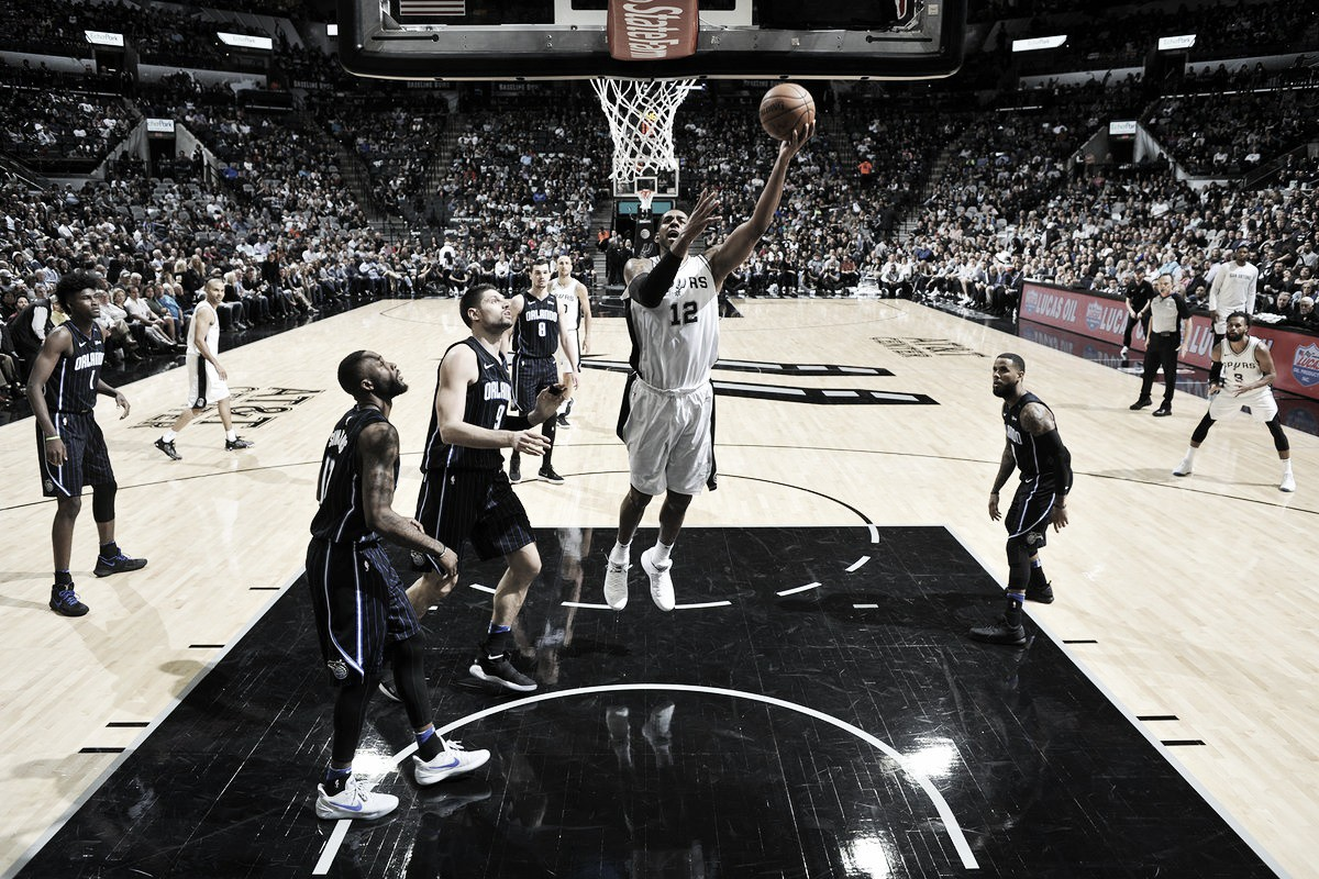 NBA, ossigeno per San Antonio contro i Magic (108-72)