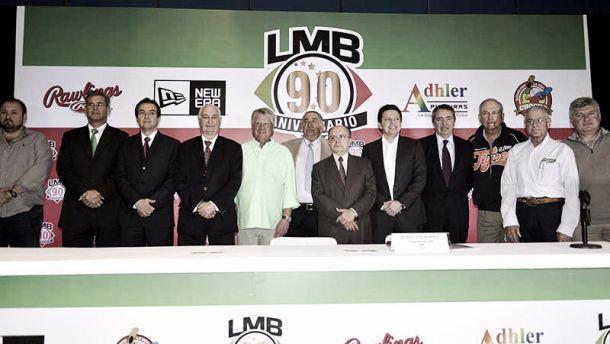 Abierta a expansión la Liga Mexicana de Béisbol