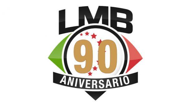 Tiene LMB logo de aniversario