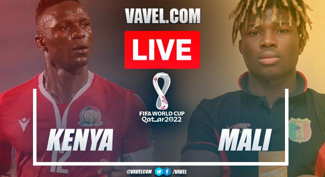 Goal and highlights: Kenya 0-1 Mali in Qatar 2022 World Cup Qualifiers