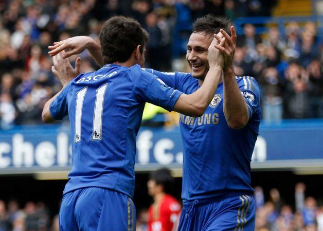 Chelsea vence Swansea e se aproxima da próxima Liga dos Campeões