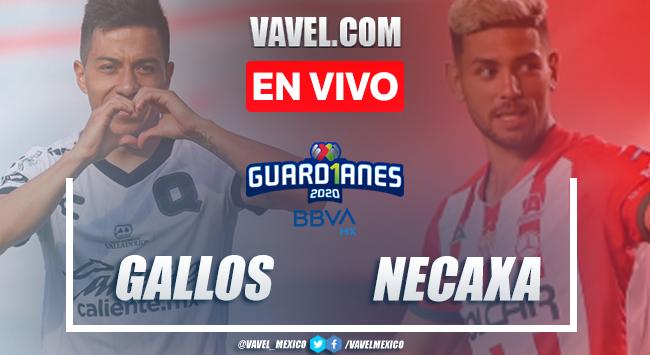 Gol y resumen: Querétaro 0-1 Necaxa en Liga MX Guard1anes 2020