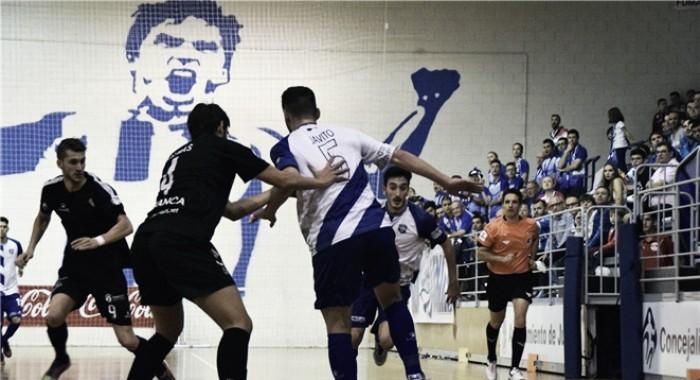 Resumen de la primera jornada de la Liga Nacional de Fútbol Sala